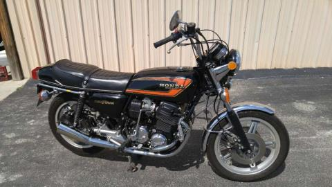 1978 Honda CB750F in Edwardsville, Illinois