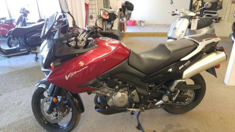 2005 Suzuki V-Strom® 1000 in Edwardsville, Illinois