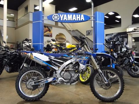 2014 Yamaha YZ450F in Denver, Colorado