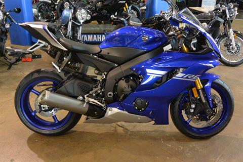 2017 Yamaha R6 in Denver, Colorado