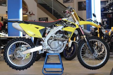 2014 Suzuki RM-Z450 in Denver, Colorado