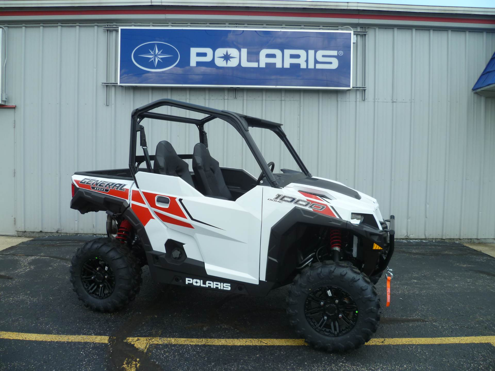2017 Polaris General 1000 EPS in Union Grove, Wisconsin