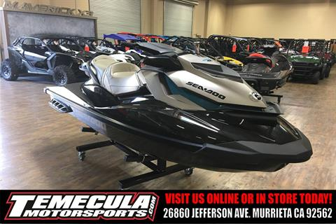 2017 Sea-Doo GTI Limited 155 in Murrieta, California