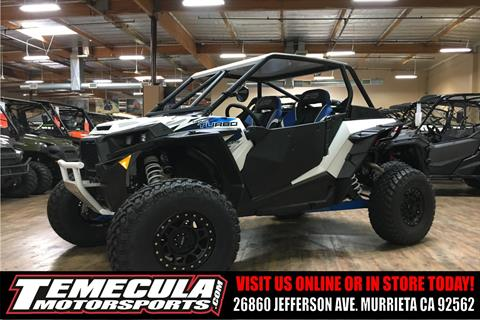 2016 Polaris RZR XP  Turbo EPS in Murrieta, California