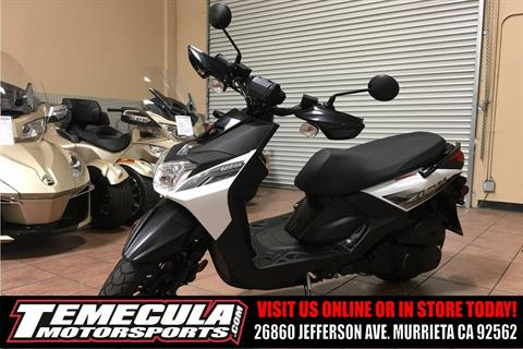 2016 Yamaha Zuma 125 in Murrieta, California