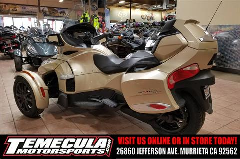 2017 Can-Am Spyder RT-S in Murrieta, California