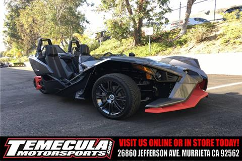 2016 Slingshot Slingshot in Murrieta, California