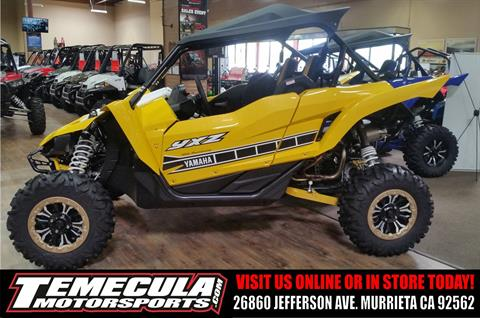 2016 Yamaha YXZ1000R SE in Murrieta, California