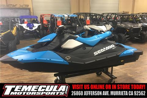 2017 Sea-Doo SPARK 2up 900 ACE in Murrieta, California