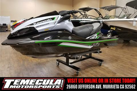 2017 Kawasaki Jet Ski Ultra 310X in Murrieta, California
