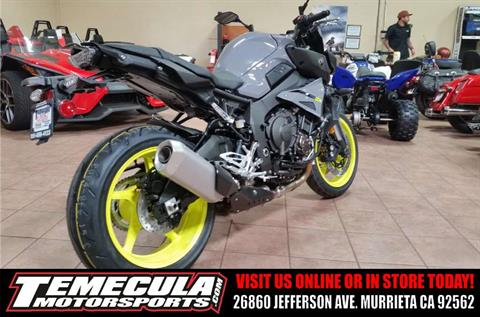 2017 Yamaha FZ-10 in Murrieta, California