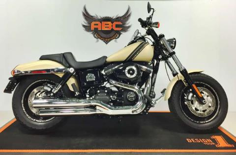 2014 Harley-Davidson Dyna® Fat Bob® in Waterford, Michigan