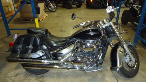 2005 Suzuki Boulevard C50 in Monroe, Michigan
