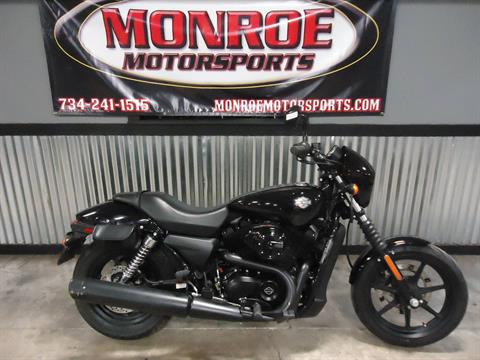 2015 Harley-Davidson Street™ 500 in Monroe, Michigan