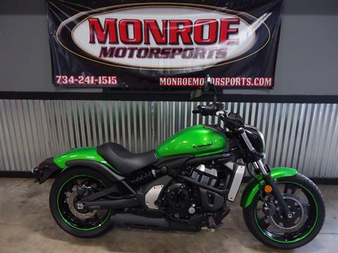2015 Kawasaki Vulcan® S in Monroe, Michigan