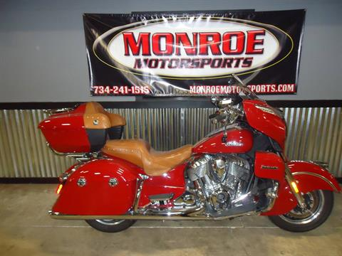 2015 Indian Roadmaster™ in Monroe, Michigan