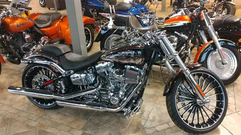 2014 Harley-Davidson CVO™ Breakout® in Monroe, Michigan