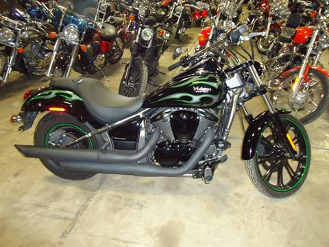 2015 Kawasaki Vulcan® 900 Custom in Monroe, Michigan