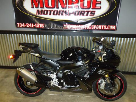 2013 Suzuki GSX-R750™ in Monroe, Michigan