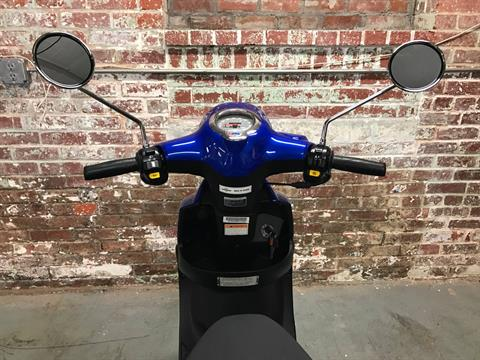 2015 Genuine Scooters Buddy 50 Brit in Greensboro, North Carolina