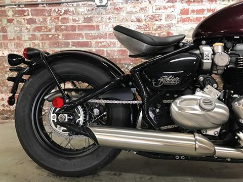 2017 Triumph Bonneville Bobber in Greensboro, North Carolina
