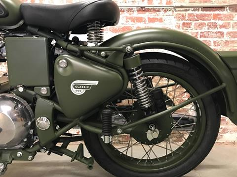 2017 Royal Enfield Bullet Classic 500  in Greensboro, North Carolina