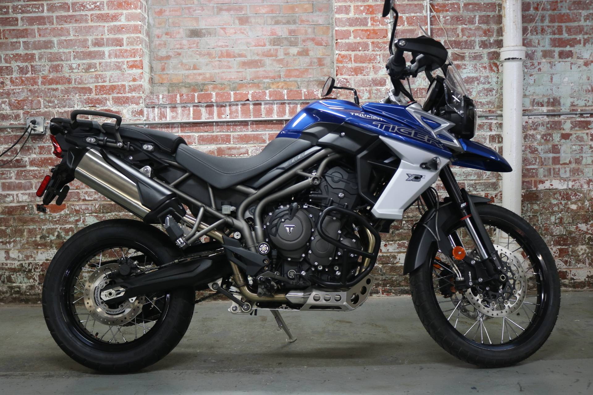 New 2018 Triumph Tiger 800 Xcx Motorcycles In Greensboro Nc Stock