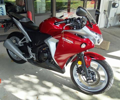 2012 Honda CBR®250R in Palatine Bridge, New York