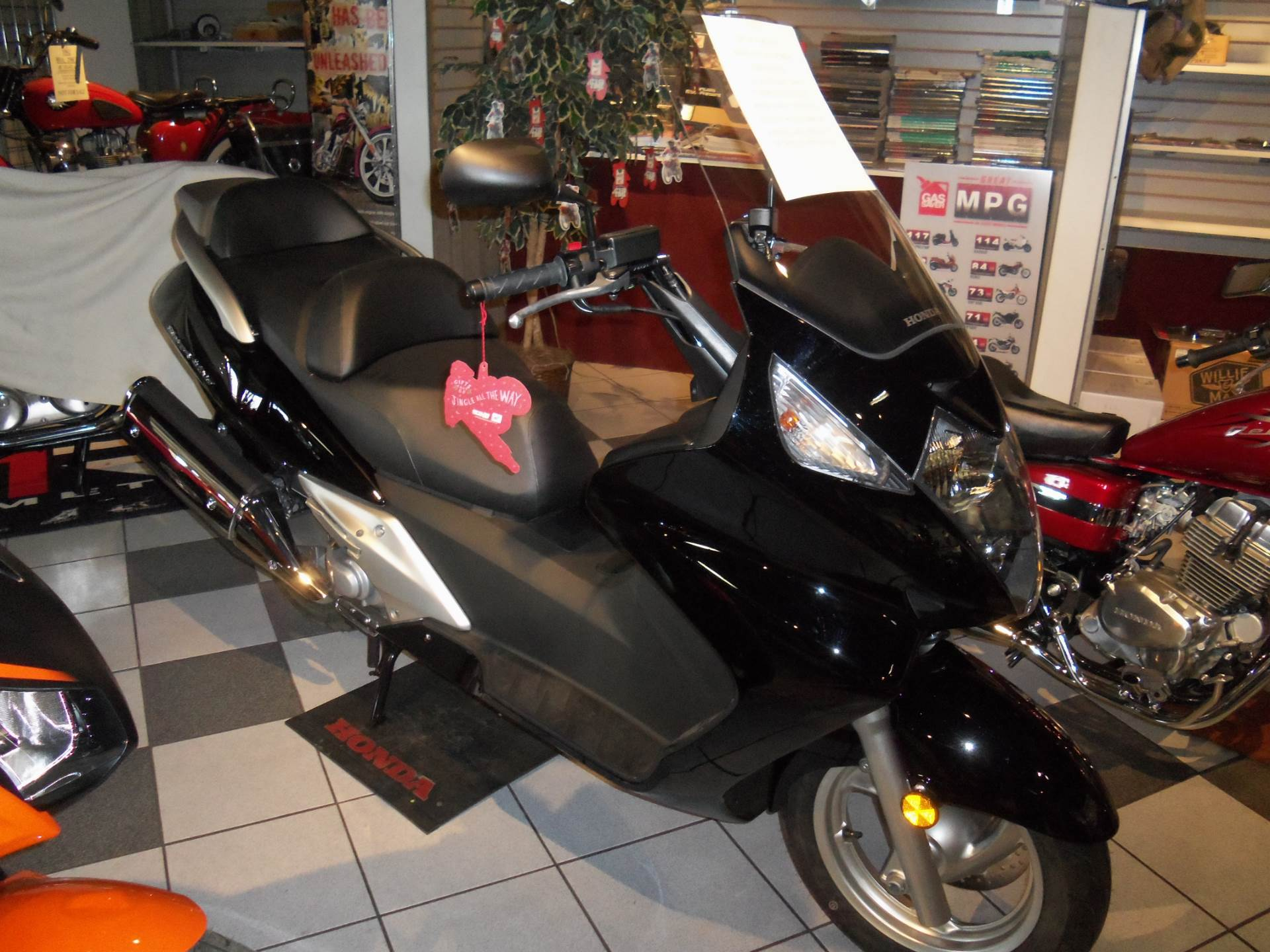 2013 Honda Silver Wing® in Palatine Bridge, New York