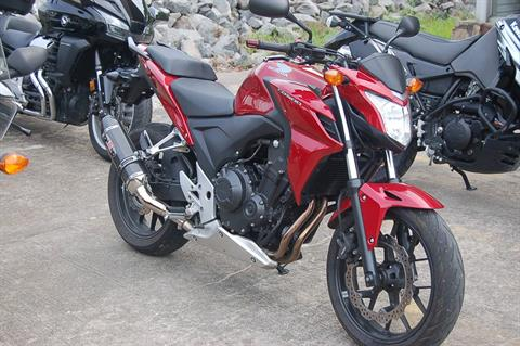 2014 Honda CB500F in North Little Rock, Arkansas