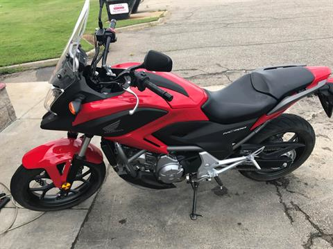 2013 Honda NC700X in Belle Plaine, Minnesota