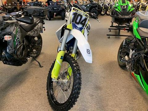 2021 Husqvarna TC 250 in Berkeley Springs, West Virginia