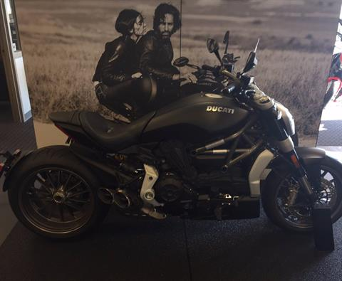 2016 Ducati XDiavel in Columbus, Ohio