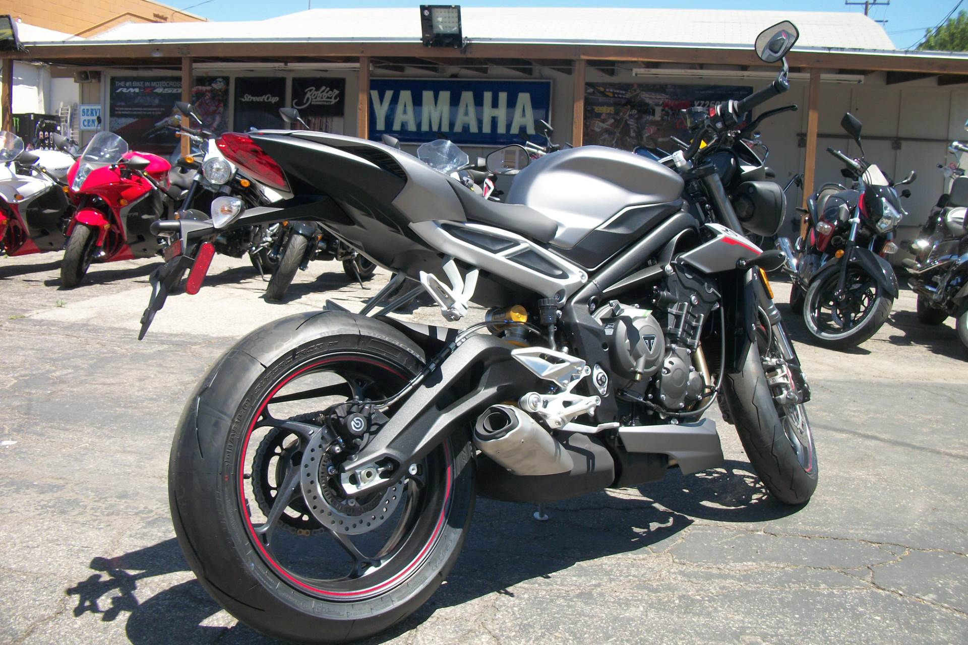 2018 Triumph Street Triple RS in Simi Valley, California