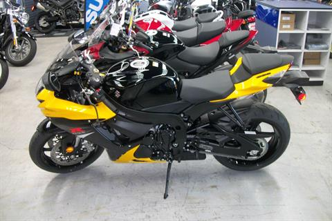 2017 Suzuki GSX-R600 in Simi Valley, California