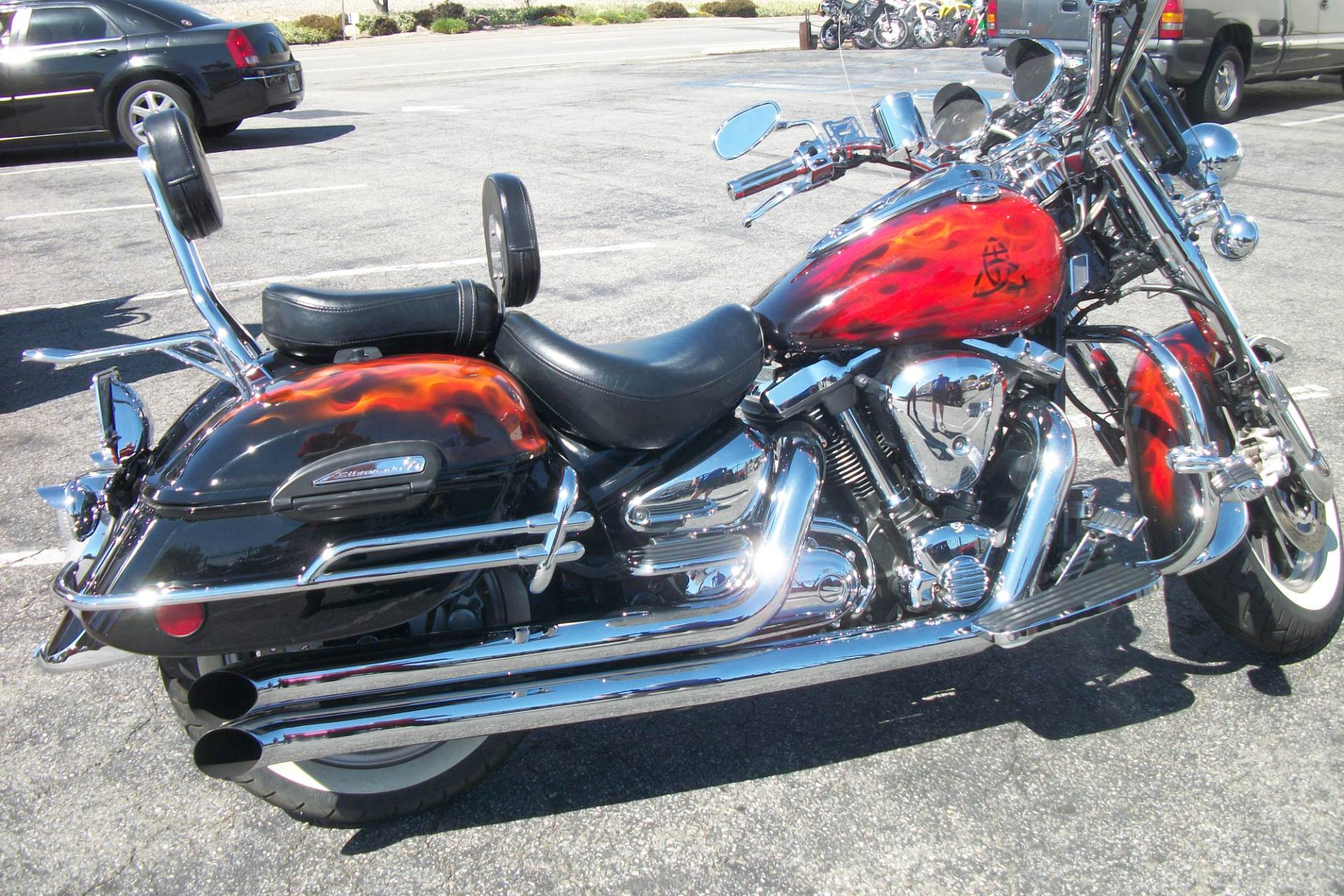 2007 Yamaha Road Star in Simi Valley, California