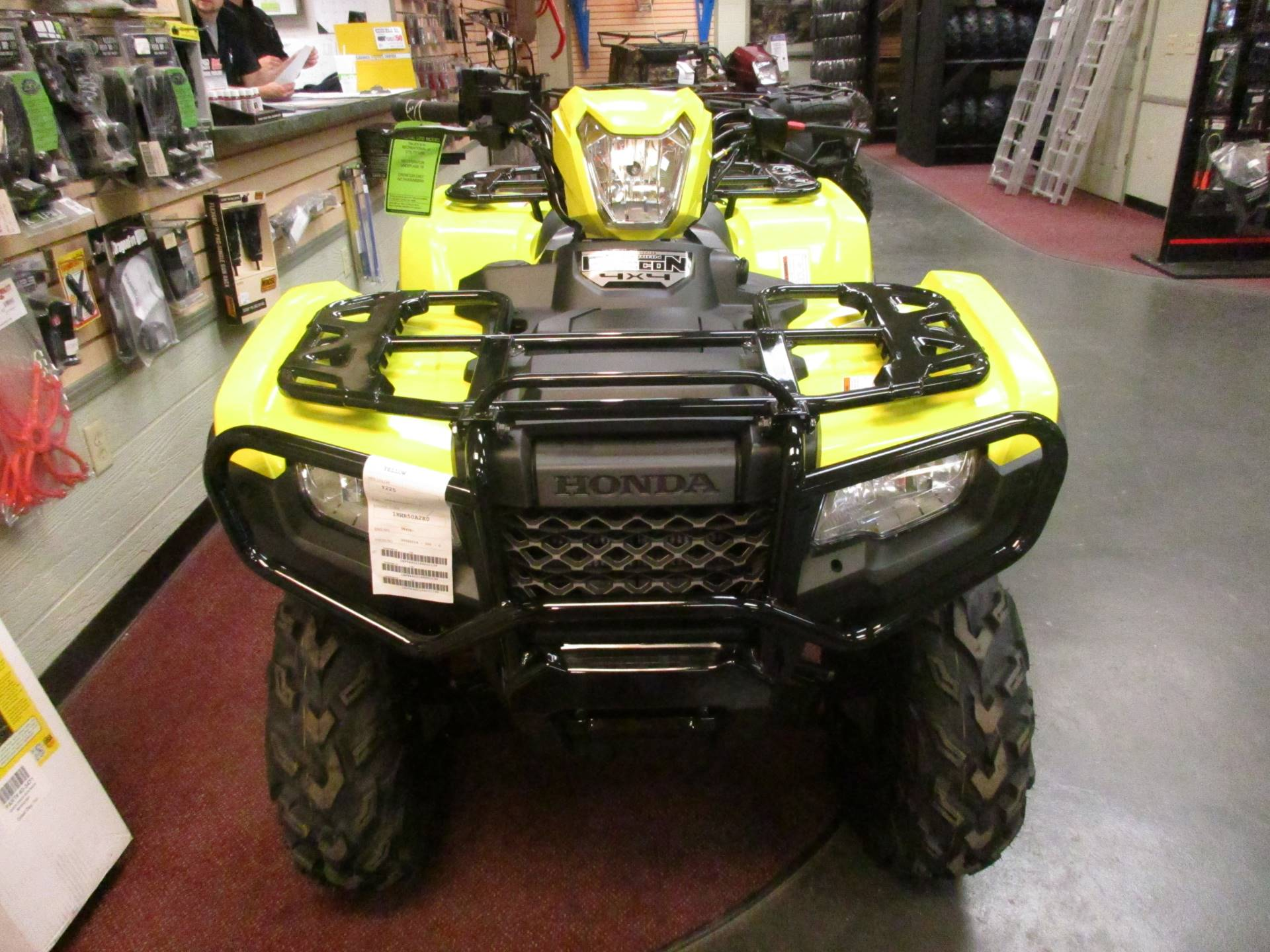 2017 Honda FourTrax Foreman Rubicon 4x4 EPS in Petersburg, West Virginia