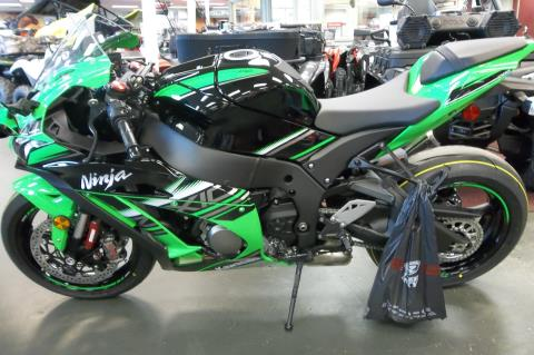 2016 Kawasaki Ninja ZX-10R KRT Edition in Petersburg, West Virginia