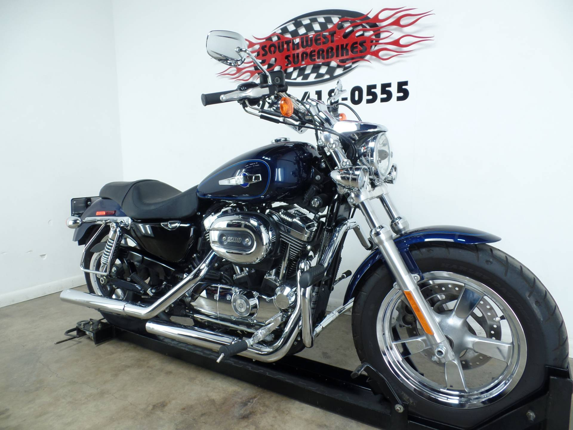 2014 Harley-Davidson 1200 Custom in Dallas, Texas