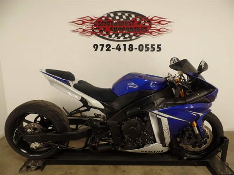 2011 Yamaha YZF-R1 in Dallas, Texas