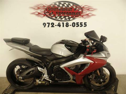 2007 Suzuki GSX-R750™ in Dallas, Texas