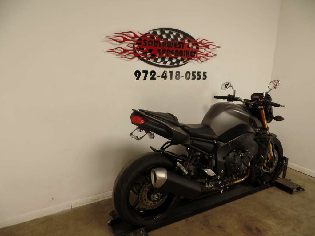 2012 Yamaha FZ8 in Dallas, Texas