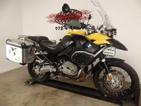 2010 BMW R 1200 GS Adventure in Dallas, Texas