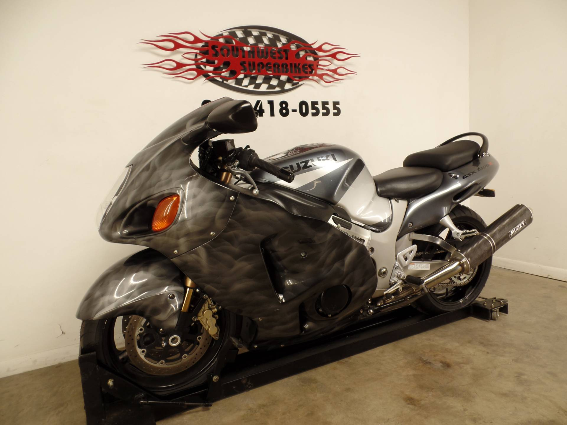2003 Suzuki Hayabusa™ 1300 in Dallas, Texas