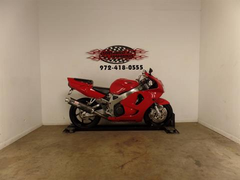1998 Honda CBR900RR in Dallas, Texas
