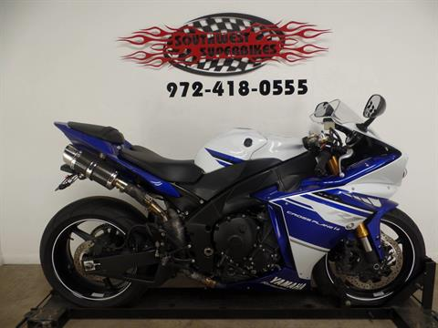 2014 Yamaha YZF-R1 in Dallas, Texas
