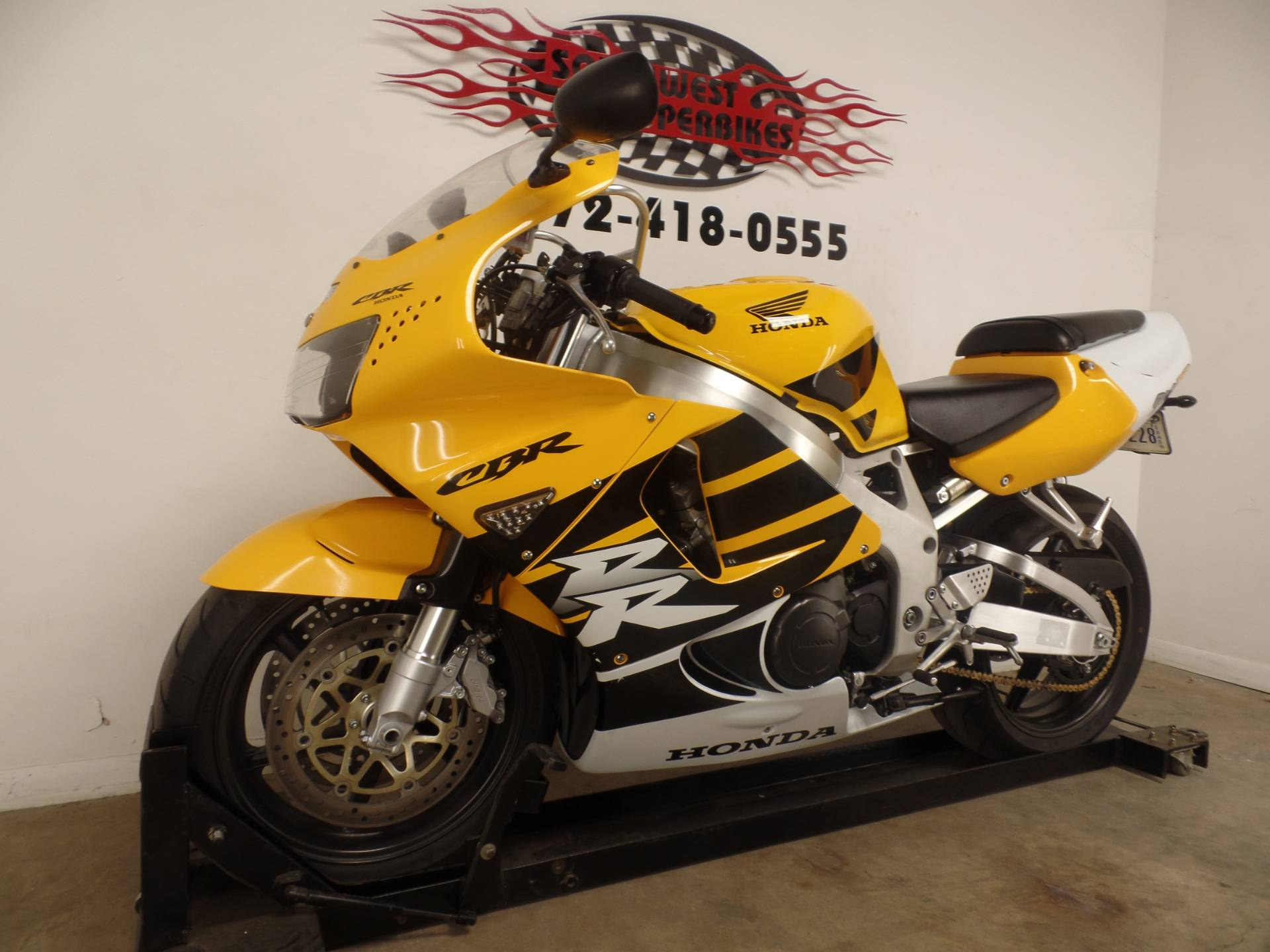 1999 Honda CBR900RR in Dallas, Texas