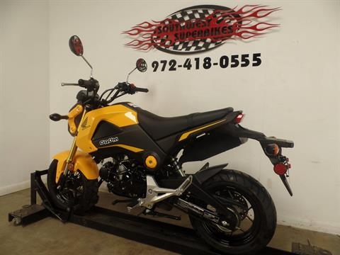 2015 Honda Grom® in Dallas, Texas