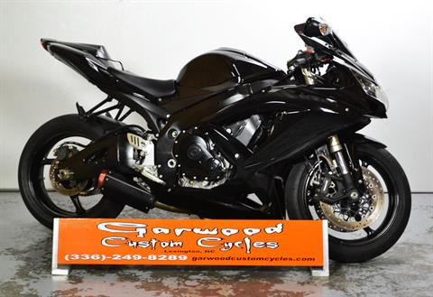 2008 Suzuki GSX-R600 in Lexington, North Carolina