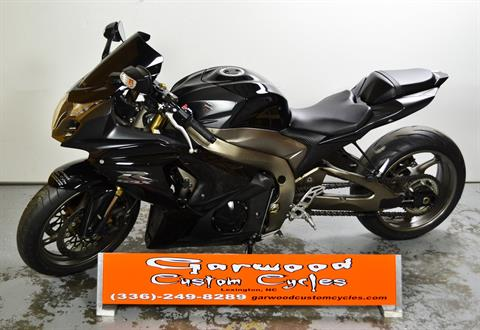 2011 Suzuki GSX-R1000™ in Lexington, North Carolina